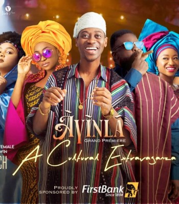 """Firstbank's Sponsored Movie, ' Ayinla ', Premieres Today """"Sunday"""" In Lagos"""