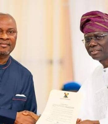 Toyin Fayinka - Mechanics, Automobile Technicians Hits Lagos Govt With Massive Protest