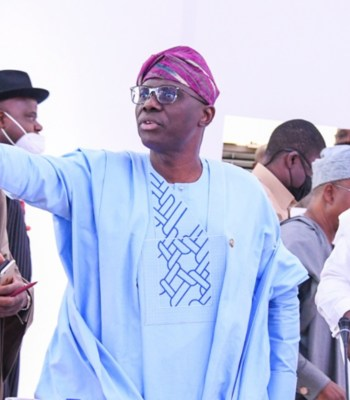 Sound Sultan's Demise Was Painful And A Great Loss - Sanwo-Olu