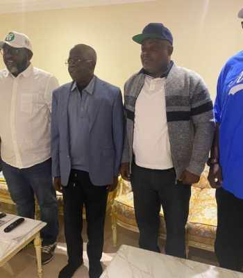 Lagos House Visits Tinubu, Says APC Leader Hail And Hearty