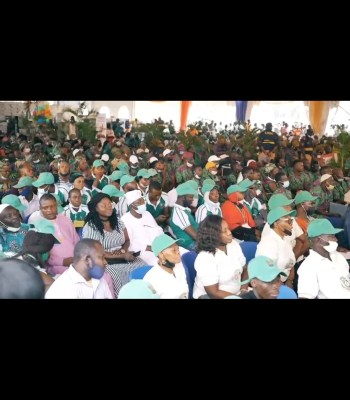 3,000 WOMEN, YOUTHS BENEFIT IN SANWO-OLU'S AGRIC INVESTMENT TO BOOST FOOD SECURITY {VIDEO}