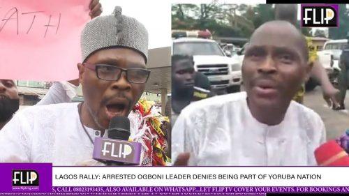 Yoruba Nation Rally: Lagos Govt Withdraws Murder Charges Against Ogboni Chief Arrested
