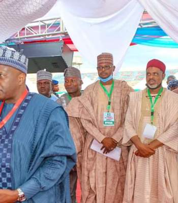 Gov Inuwa 'll Have a Smooth Ride Back to His Seat in 2023 – Gombe APC Chair