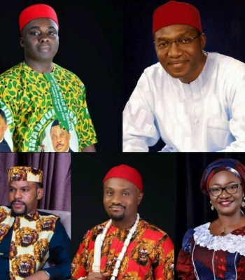 Nov. 6 Anambra Guber Poll: Full List of Candidates And Political Parties