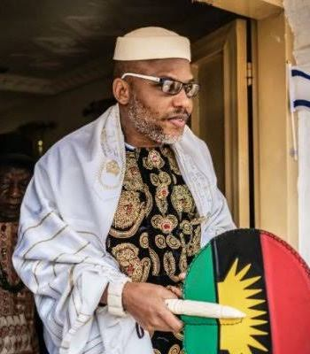 We're Working On Political Solution That Will Result To Release Of Kanu - Ike