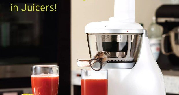 The City Roamer Featured Product: Hurom Slow Juicer