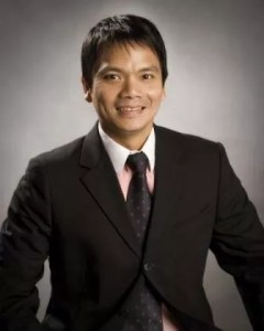 PAO Committee Chair for Public Relations - Dr Johann Michael Reyes