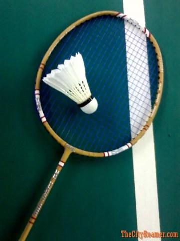RSL Badminton Laser Racket
