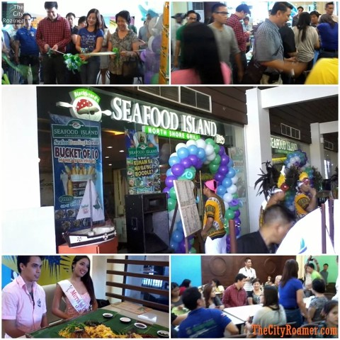 Grand Opening of Blackbirds Seafood Island North Grill Harbor Point
