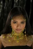 TRIXIE ESTEBAN as Young Oryol on IBALONG