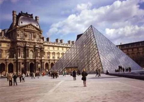 Top Cities in Europe to Travel With Your Parents - Louvre