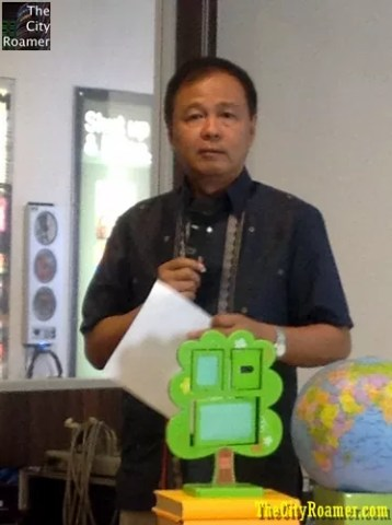DSWD Assistant Secretary Ted Romo Jr