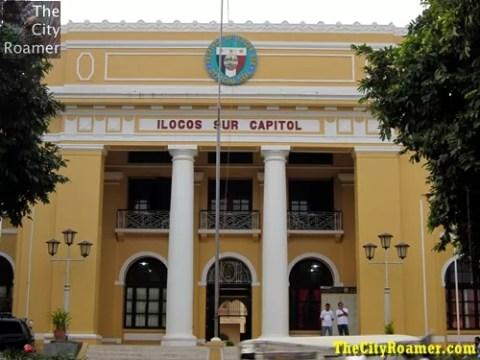 Ilocos Sur Capitol - Downtown Vigan