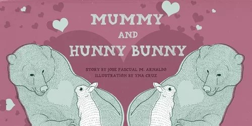 Mummy and Hunny Bunny