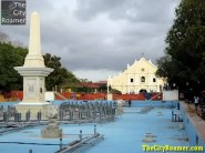 Plaza Salcedo and the Vigan Cathedral - Downtown Vigan