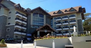 the Azalea Residences Baguio during the day