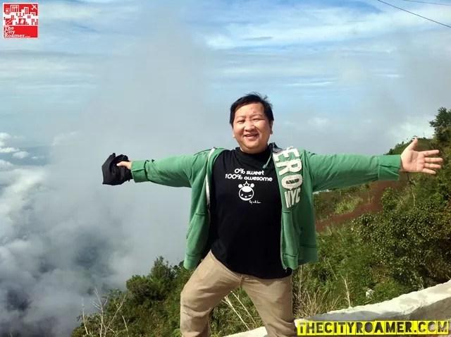 At Mount Cabuyao, Benguet