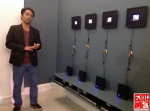 Leslie de Chavez talks about his installation entitled Highest Quality - Complicated by Lopez Museum