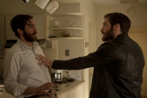 Still of Enemy - Jake Gyllenhaal as Adam Bell and Anthony Claire