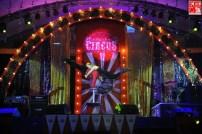 Acrobat Performers at Giordano Circus