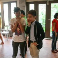 Filipino Bloggers Network Christmas Party Parlor Games
