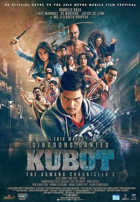 Kubot - The Aswang Chronicles Movie Poster