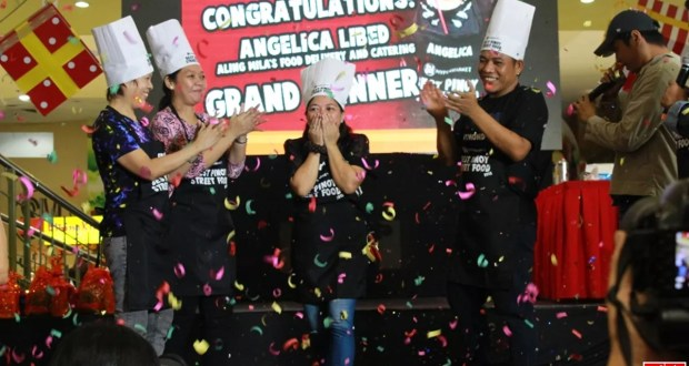 "SM Hypermarket ""Best Pinoy Street Food"" Grand Winner"