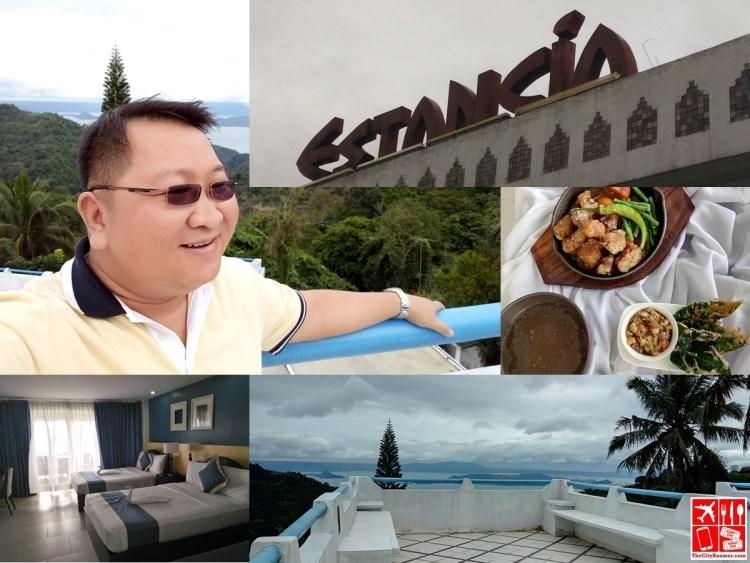 Relaxing Tagaytay at Estancia Resort Hotel