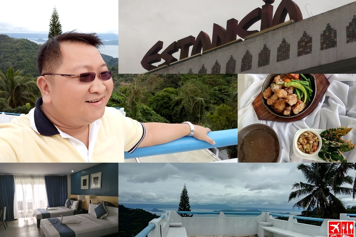 Relaxing Tagaytay at Estancia Resort Hotel