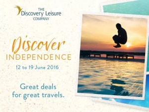 Discover Independence at The Discovery Leisure Company