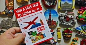 Jack n Jill Calbee's Free Trip to Japan promo