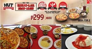 Pizza Hut Feasts Kayang-Kaya Araw-Araw