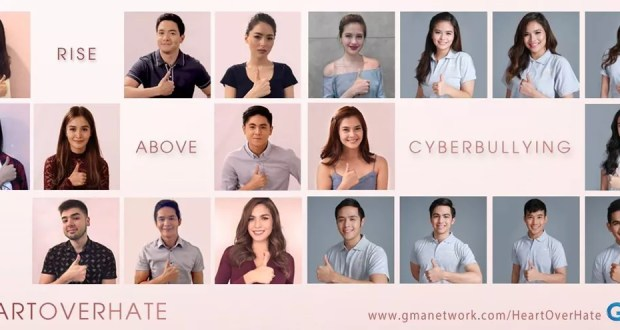 #HeartOverHate Anti-Cyberbullying Campaign Kicks Off