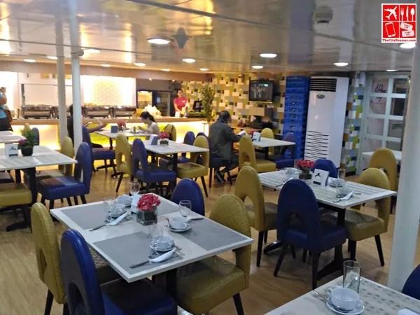 Horizon Cafe of 2Go Travel's M/V Saint Ignatius of Loyola