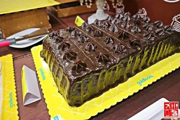 Chocolate Chiffon at Goldilocks National Cake Day