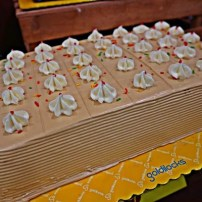 Mocha Chiffon at National Cake Day by Goldilocks