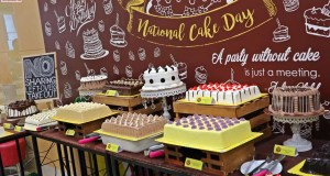 Goldilocks National Cake Day