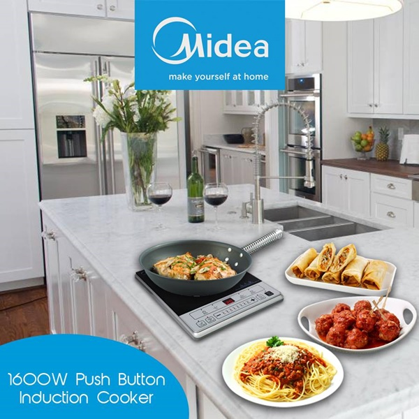 Midea Push Button Induction Cooker