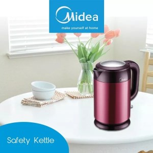 Media Safety Kettle