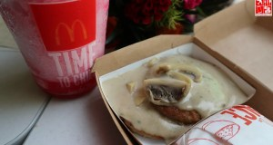 A STEAKation with McDonald's Mushroom Pepper Steak