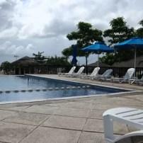 The Kiddi Pool and Inifinity Pool