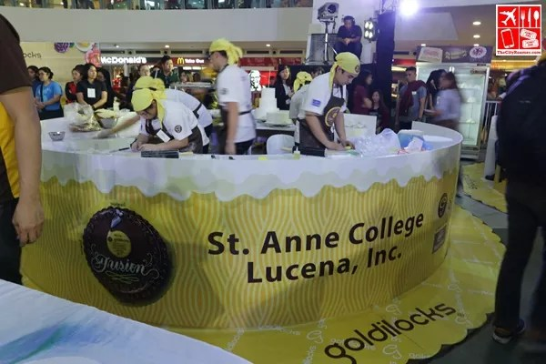 From St. Anne College Lucena