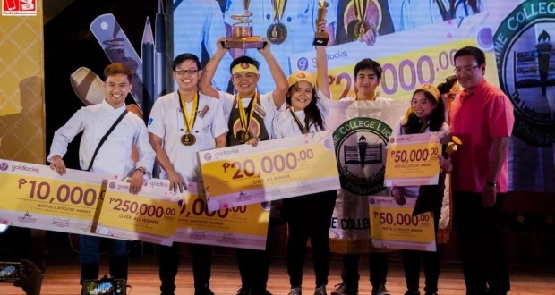 The 11th Goldilocks ICDC Winner is St. Anne College Lucena