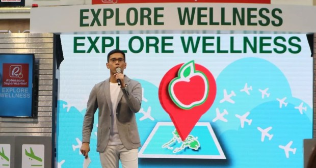 Explore Wellness at Robinsons Supermarket