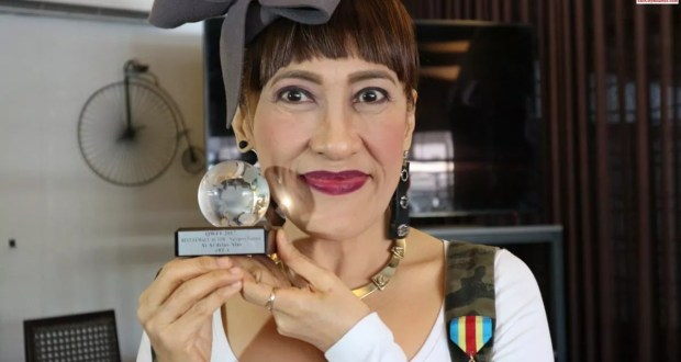 Ai-Ai Delas Alas is Best Female Actor at Queens World Film Festival