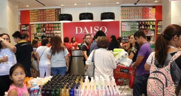 Daiso Japan UP Town Center is Now Open