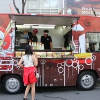 Food Truck by Broosy at BHS Food Fest with Bite Manila
