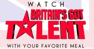 Watch and Win - Britain's Got Talent Food Panda Promo