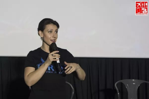 Janie Mallet- Publicist of TORUK - The First Flight
