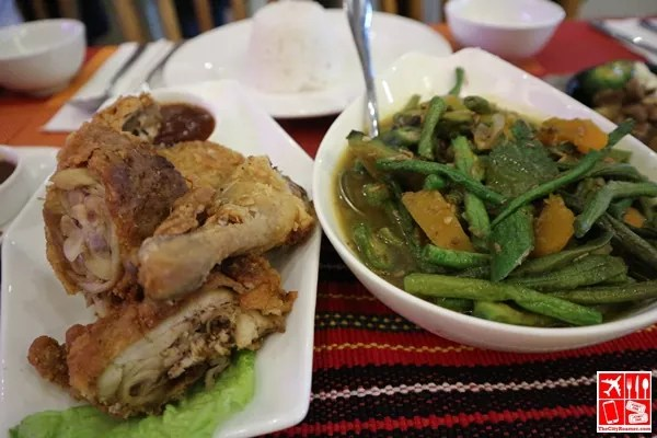 Pinoy Favorites at Auntie Lola's